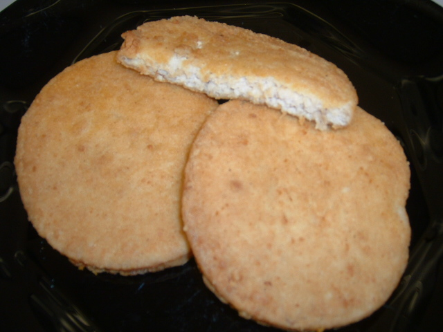 Recipes for breaded chicken breast patties